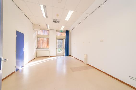 Kantoorruimte Zuidlaren Berkenweg Het park huren Drenthe Bedrijfsverzamelgebouw